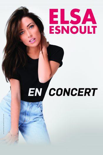 Concert Elsa Esnoult tournée france