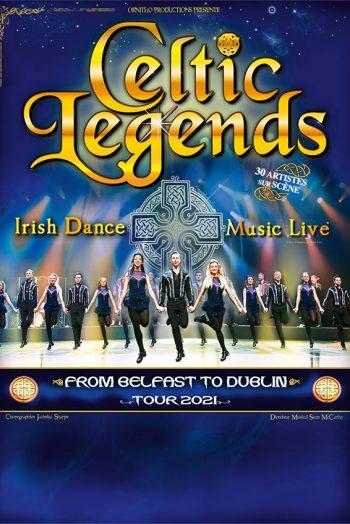 Celtic Legends affiche spectacle