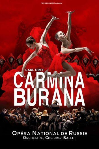 Carmina Burana spectacle opéra national de russie