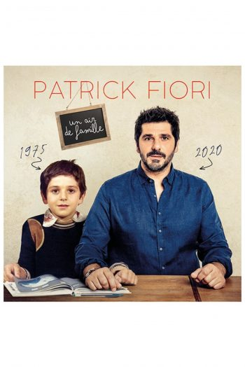 Patrick Fiori affiche concert