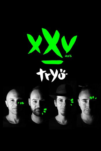 Tryo concert affiche