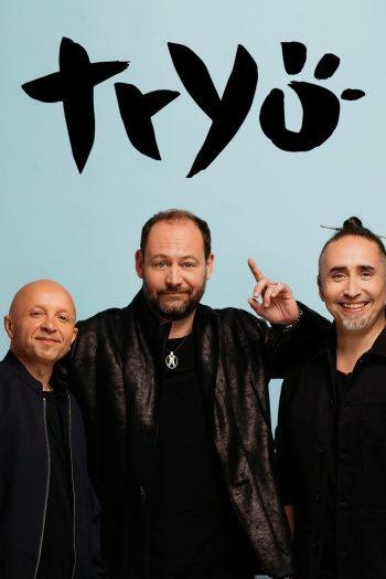 Tryo affiche concert Le Havre